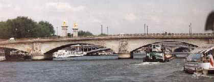 Pont des Invalides photo Bernard Kuntz