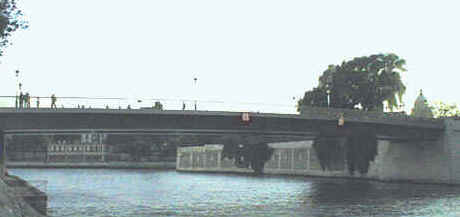 Pont de Sully photo Bernard Kuntz